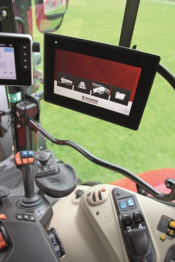 AGRITECHNICA 2019 - SAMSON GROUP élargit la gamme de ses applications agricoles intelligentes